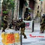 Hebron: clashes with the Israeli army