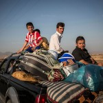 Yazidis Escaping the Islamic State