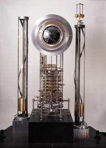 The prototype of the clock